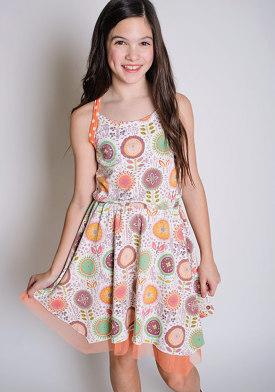 21b2ba808c8a Matilda Jane - Happy and Free! Firefox Test - All Ashore Dress - size 12